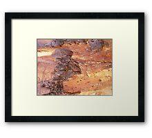 Natures Own Work - 12 Framed Print