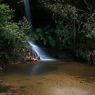 falls at gorden by peter  jackson