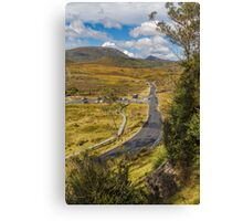 Ronny Creek Car Park, Cradle Mountain, Tasmania Canvas Print