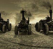 The 3 Beasties by Rob Hawkins