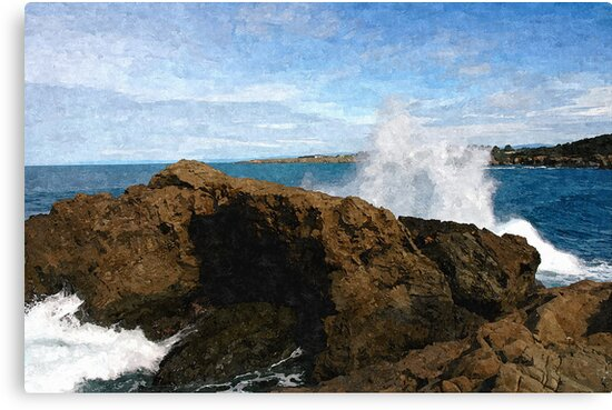 Monterey Wave by Anthony M. Davis