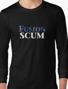 Yugioh Fusion Scum Arc V  Long Sleeve T-Shirt