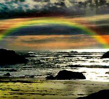Pacific Rainbow by Anthony M. Davis