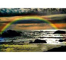 Pacific Rainbow Photographic Print