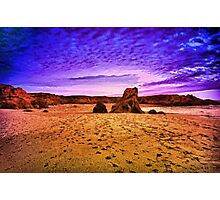 A Great Walk on the Beach Photographic Print