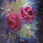 Romantic Roses by IlonaT