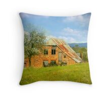 European Influence - Hahndorf, The Adelaide Hills, South Australia Throw Pillow