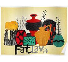 Fat Lava Poster