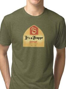 It's a Trappe! Tri-blend T-Shirt
