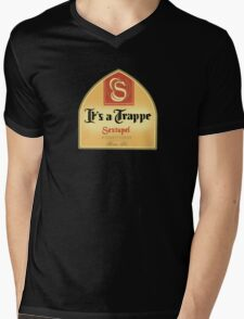 It's a Trappe! Mens V-Neck T-Shirt