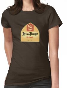 It's a Trappe! Womens Fitted T-Shirt