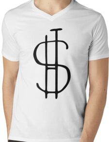 JR Mens V-Neck T-Shirt