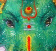 Ganesh by nikkiidaniels