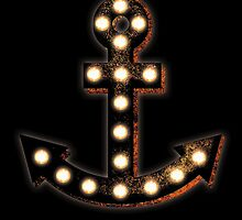 Marquee Anchor by Bronzarino