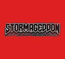 Stormageddon Dark Lord of All One Piece - Short Sleeve