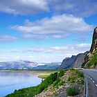Tana river, Finnmark, Norway by Arto Hakola