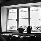 Cottage Window by jpryce