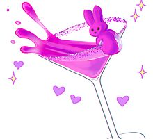 Candy Drink - Pink by greentorsos