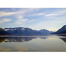 Turnagain Arm Reflections Photographic Print