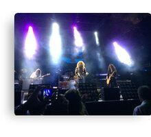 Led Zeppelin 2  Canvas Print