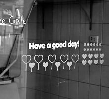 Love Cafe by claireh