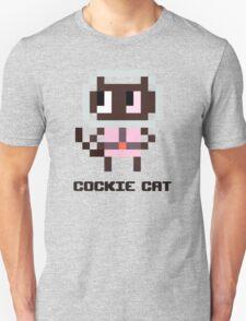 Pixel Cockie cat T-Shirt