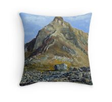 Giant's Causeway Throw Pillow