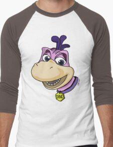 Dino the Dinosaur Men's Baseball ¾ T-Shirt