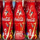 World Cup Coke  by phil decocco