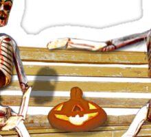 Halloween Date Sticker