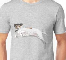 Reclining Flo Flo Unisex T-Shirt