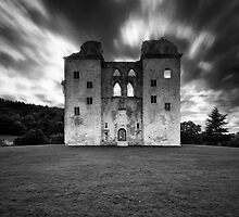 Old Wardour Castle by Sarin