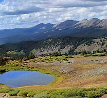 Cottonwood Pass Colorado by cabldawg