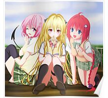 to love ru  Poster