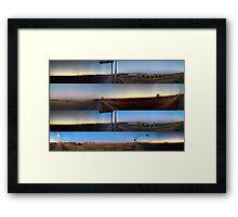 El Dorado Hills Panoramic Framed Print