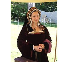 Katherine of Aragon Photographic Print