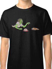 Bacon Zombie Classic T-Shirt
