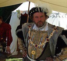 Henry VIII by merlinonline