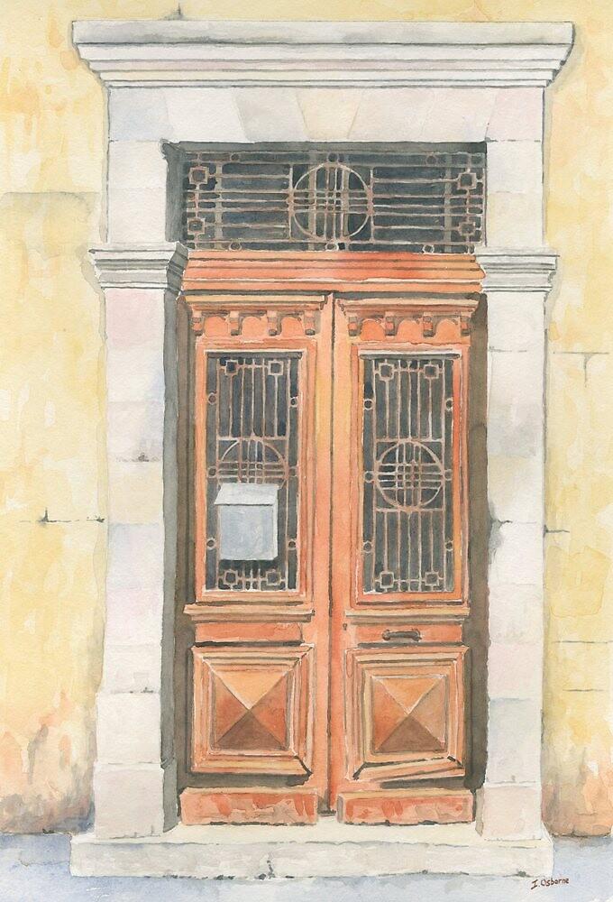 Old Door by ian osborne