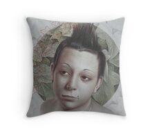 """""""graVITAzione uniVERsAle #2"""" , 2011  Throw Pillow"""