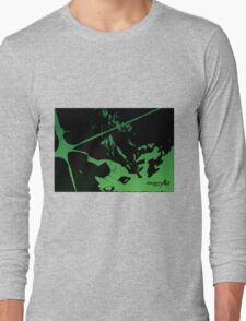 Eureka Seven | Nirvash Thrash Long Sleeve T-Shirt