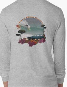 Surf West Coast Tee Long Sleeve T-Shirt