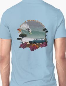 Surf West Coast Tee T-Shirt
