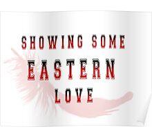 Eastern Love Poster