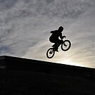 Bike Jumping by MJD Photography  Portraits and Abandoned Ruins