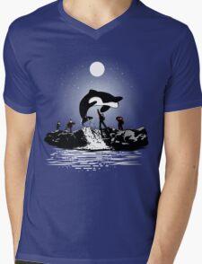 Free Willzyx Mens V-Neck T-Shirt