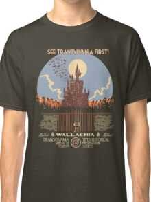 See Castlevania First! Classic T-Shirt
