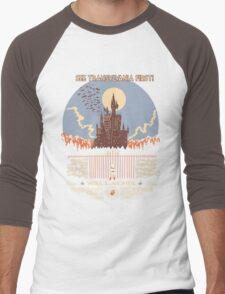 See Castlevania First! Men's Baseball ¾ T-Shirt