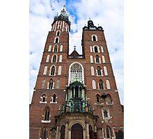 Church of Saint Mary. Photographic Print