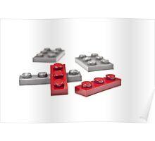 Building blocks. Poster
